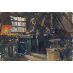 Darbnīcā