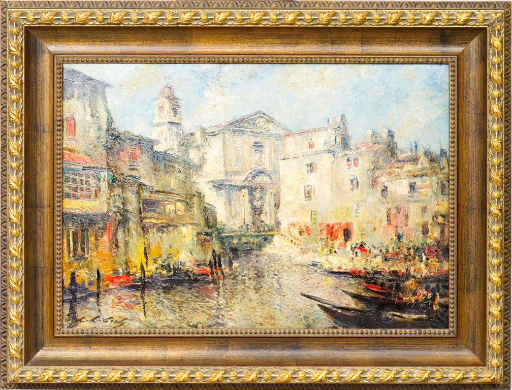 Venēcijas Lielais kanāls