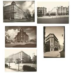 Piecu Roberta Johansona fotogrāfiju komplekts