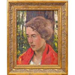 Austras Ogules portrets