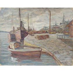 Rīgas osta