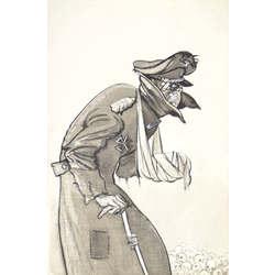 Karikatūra par Vācu armiju