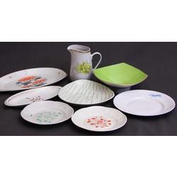 Dažādi porcelāna izstrādajumi