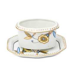 Kuzņecova porcelāna salvešu trauks
