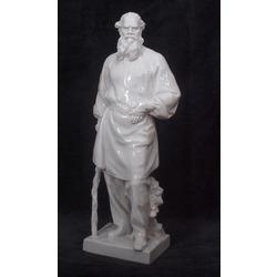 """Porcelāna figūra """"Ļevs Ņikolajevičs Tolstojs"""