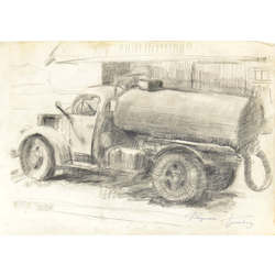 Asenizācijas automašīna