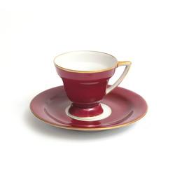 Espresso krūzīte ar apakštasīti
