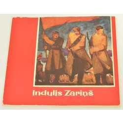 Induļa Zariņa reprodukciju albums