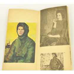 Mākslas izstādes katalogs