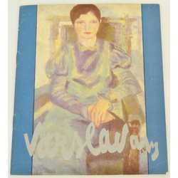 Mākslinieka Franciska Varslavāna (1899.-1949.) mākslas darbu katalogs