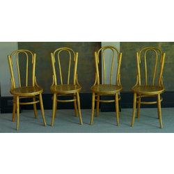 Vīnes krēsli (4 gab.)
