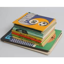 Сборник разнообразных книг
