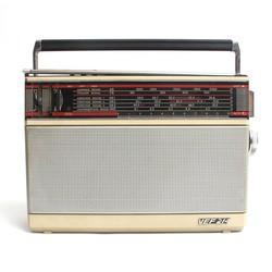 Radio VEF 214, komplektā ar bukletu