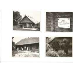 Dažādu atklātņu un fotogrāfiju kolekcija (32 gab)