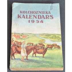 Kolhoznnieka kalendārs