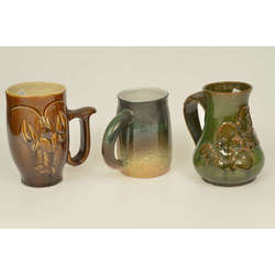 Keramikas kausi (3 gab.)
