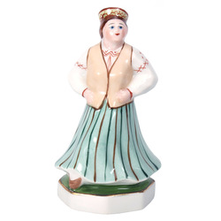 "Porcelain figure ""Dancer"""