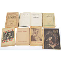 7 dažādas grāmatas