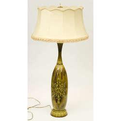 Māla galda lampa