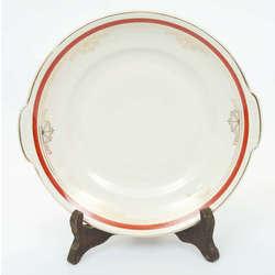 Porcelāna maizes šķīvis