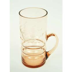 Stikla alus glāze