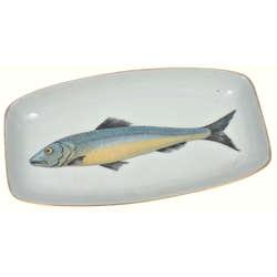 Porcelāna servejamais šķīvis