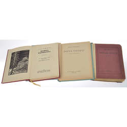3 grāmatas - Marija Šapdelēna, Dieva viesuļi, Piektais bauslis