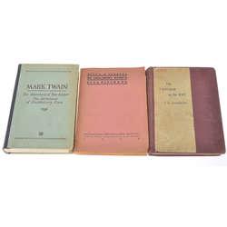 3 grāmatas - romāni