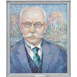 V.Purvīša portrets
