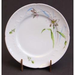Jūgendstila porcelāna šķīvis