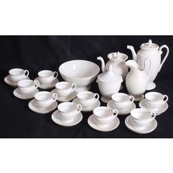 Porcelāna tējas-kafijas servīze