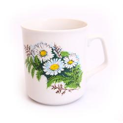 Porcelain cup Midsummer