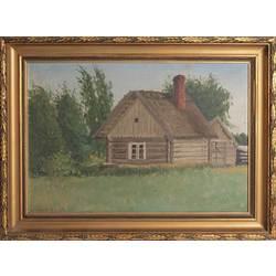 Lauku māja