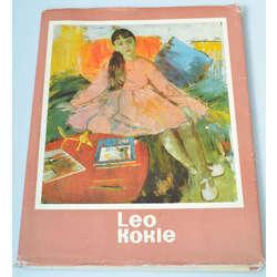 Gaļina Kārkliņa grāmata ''Leo Kokle''