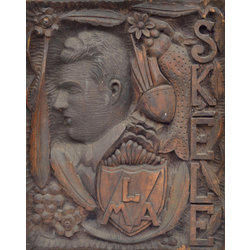Wood-carving 'LMA. Šķēle''