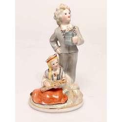 Porcelain figurine Ligo