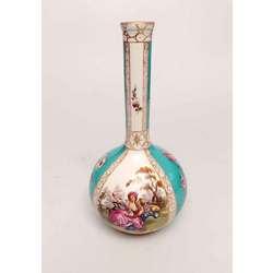 Ранняя мейсенская фарфоровая ваза