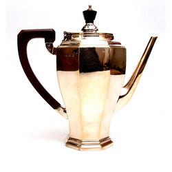 Sudraba kafijas kanna