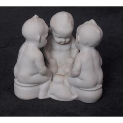 """Biskvīta figūra """"Trīs mazuļi"""""""