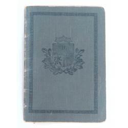 Latvijas Republikas pase