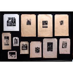 Ex libris kolekcija