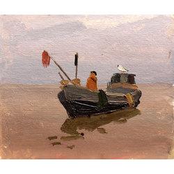 Zvejnieka laiva