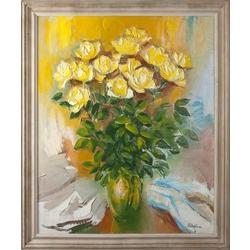 Dzeltenās rozes