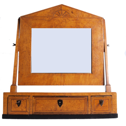 Bīdermeijera stila spogulis