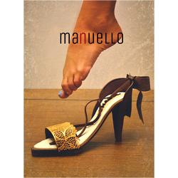 Šokolādes dekoratīva kurpe