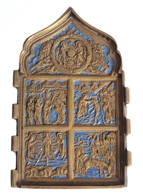 Bronzas ikona