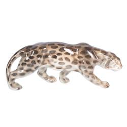 Fajansa figūra ''Leopards''