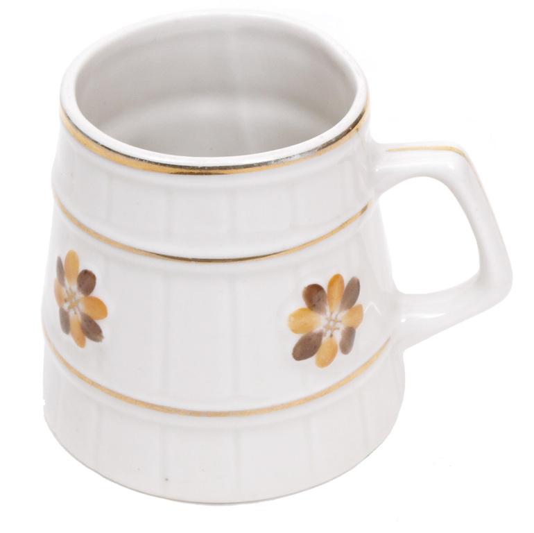 Porcelāna alus kausiņš