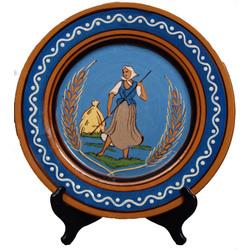Sienas dekors – Sienas pļauja