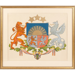 Latvijas Republikas ģerbonis